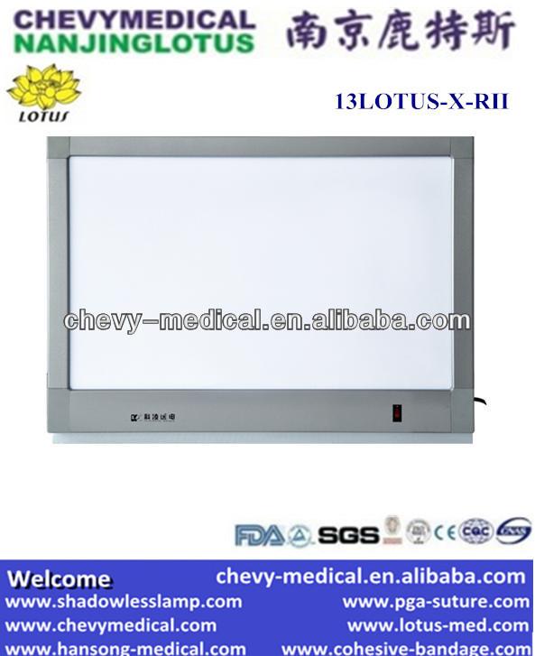 13lotus-x-rii Double X-ray Film Viewer Hospital Equipment