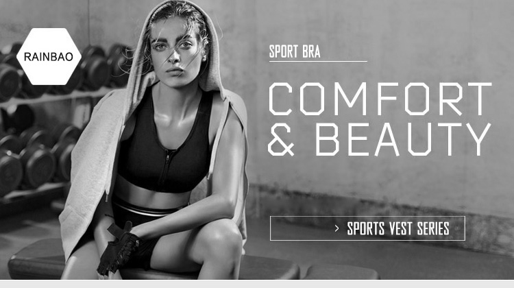 2b5cc272c083c 2018 Wholesale Fashion Girl Fitness Yoga Wear Women Sexy Seamless Sports Bra