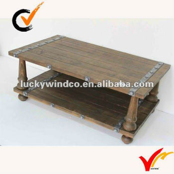 Peachy Luckywind Wood French Country Coffee Tables Industrial Style Coffee Tables View Industrial Style Coffee Tables Luckywind Product Details From Ncnpc Chair Design For Home Ncnpcorg
