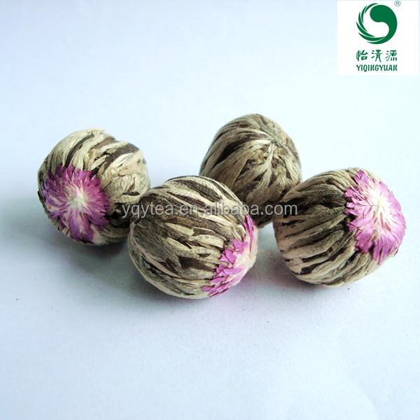 lily jasmine marigold blooming tea, flowering tea, flower tea - 4uTea | 4uTea.com