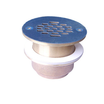 popular bronze brass bathtub waste floor drain