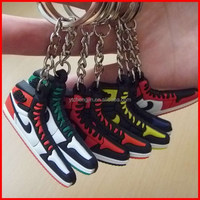 High Quality Basketball Shoes Keychains,Jordan Sneaker Key Chain ...