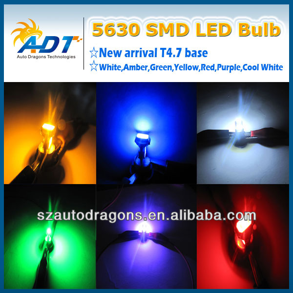 hiway led T4.7 SMD Auto LED Light Bulbs car accessories