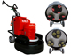 Big Epoxy Grinding Machine Polisher Terrazzo Diamond Head Cement Concrete Floor Grinder With Vacuum