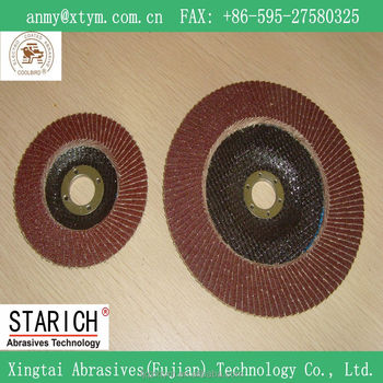 Glass Fibre Backing Abrasive Disc For Industrial Polishing