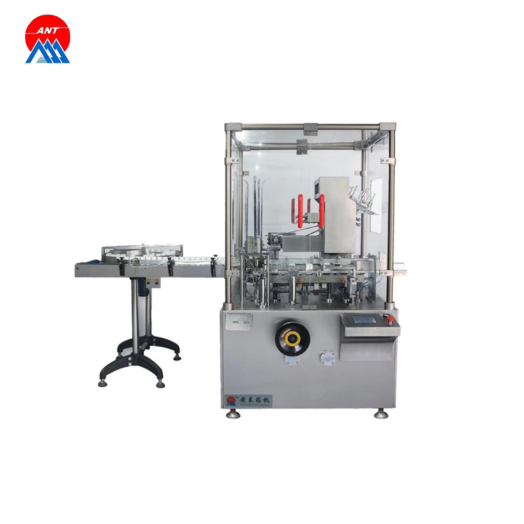 High Speed Bottle Cardboard Case Automatic Cartoning Bottle Packing Machine, Bottle Cartoning Machine