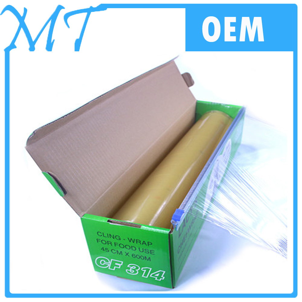 Pvc Cling Film For Packaging Food Grade Plastic Wrap - Buy Plastic Food  Wrap,Iridescent Plastic Film,Food Grade Cling Film Product on Alibaba com