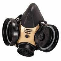 Mine Safety App - Large Black Respirator F, Sold As 1 Each