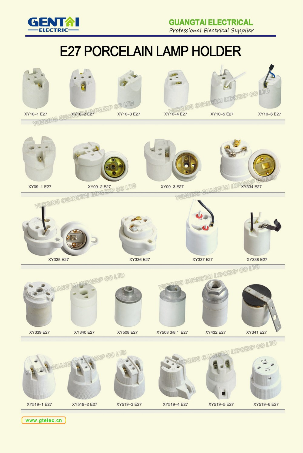 High Quality E27 Types Of Electrical Holder,Porcelain Lamp Holder ... for Lamp Holder Types  584dqh