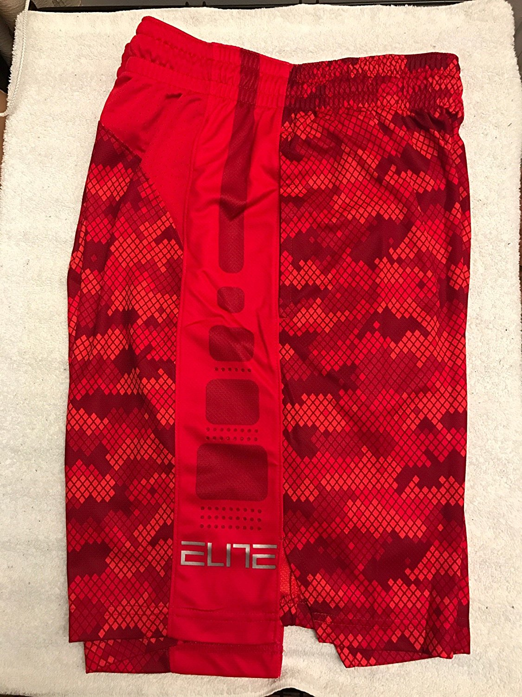 Nike Elite Stripe Basketball Mens Shorts