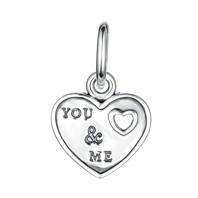 China carved pendant shapes wholesale alibaba customized 925 sterling silver heart shaped carved youampme charm pendant european charm for bracelet aloadofball Gallery