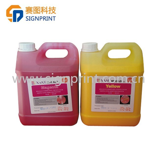 High quality!!! Original Witcolor ink for X382 solvent printer