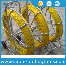 8mm 150M Fiberglass Cable Duct Rod For Cable Construction Use