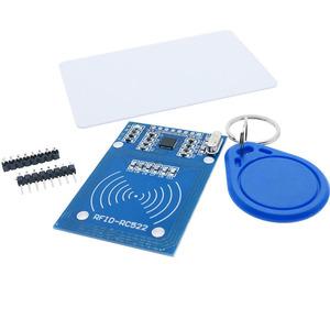 MFRC-522 RC522 RFID RF IC card sensor module to send S50 Fudan card,  keychain for ard