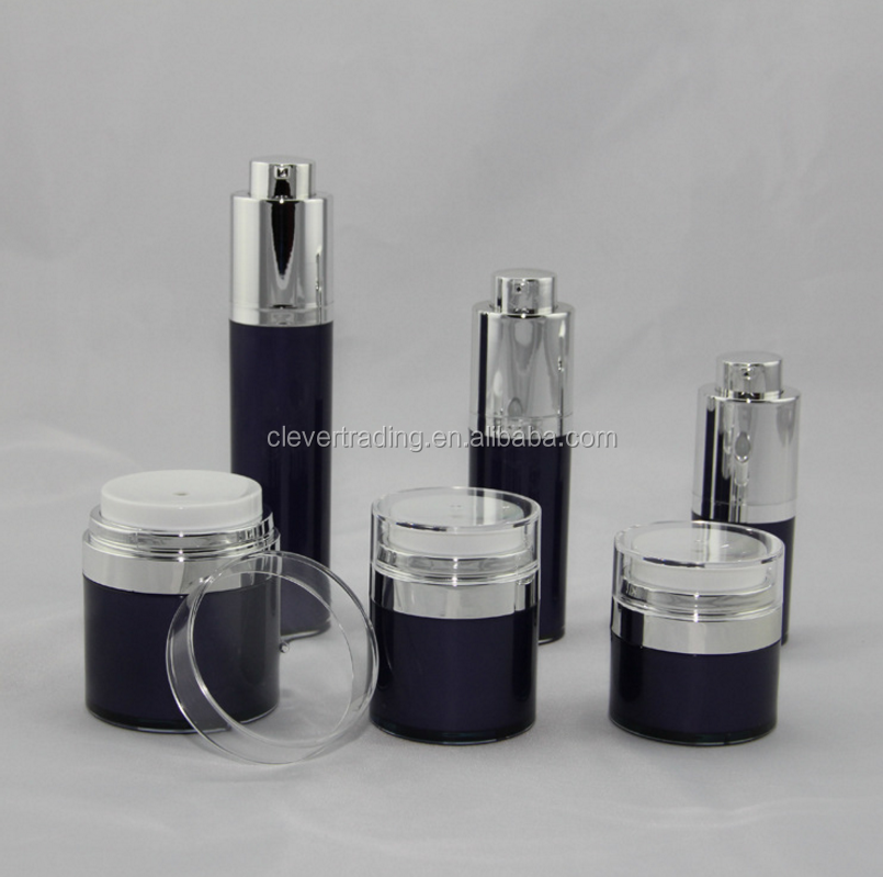 50ml 50g cosmetics eye gel airless jar