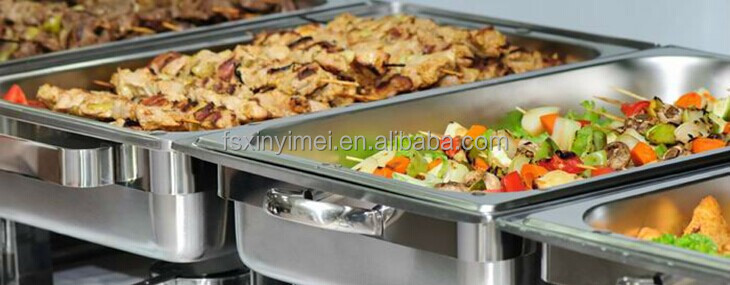 Rectangle Roll Top Chafing Dish/food Warmer