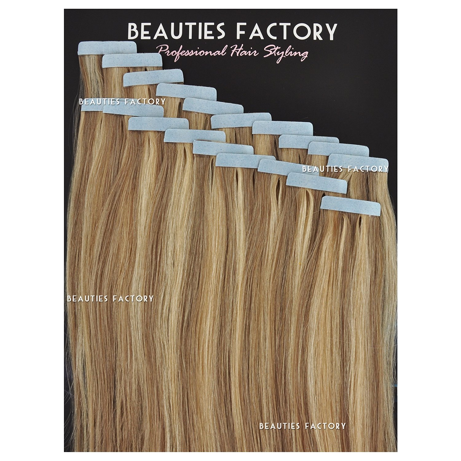 Buy Beauties Factory Professional Super Tape In Skin Weft 100 Remy