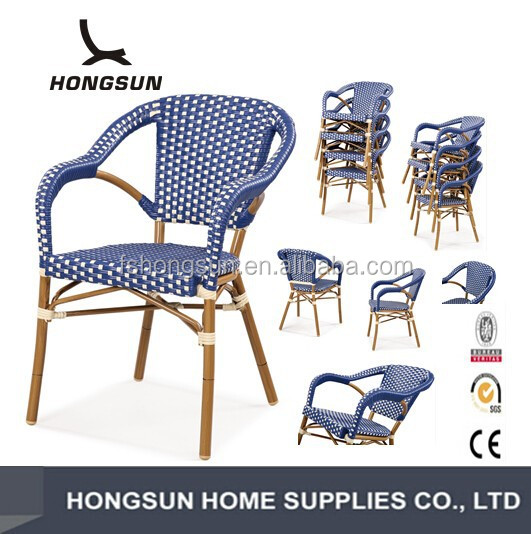 Reasonable&acceptable price outdoor furniture rattan armress chair