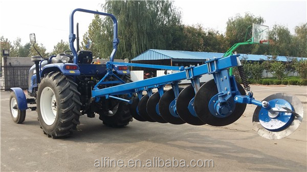 Factory price easy operation best disc plough for sale
