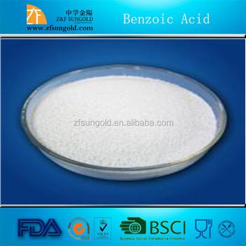 Ácido Benzoico Utilizado Como Materia Prima De Colorante Intermedio ...
