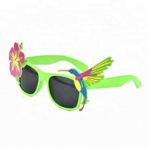 Summer beach supplies glasses new style green party festival sunglasses