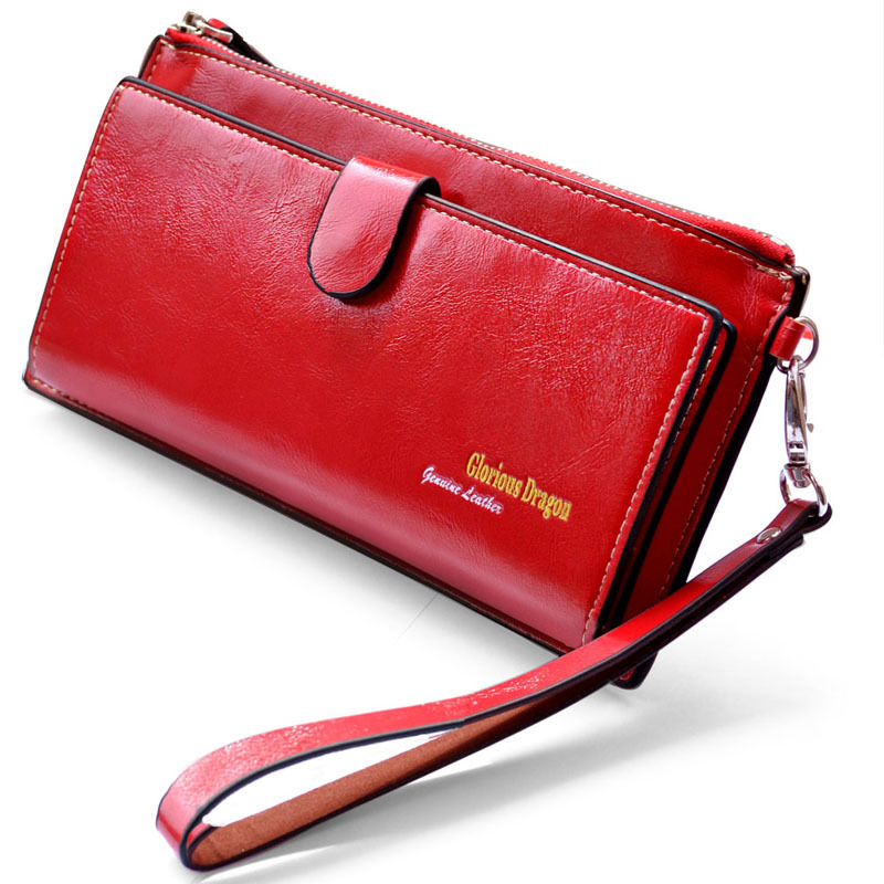 Ladies Leather Wallets 121