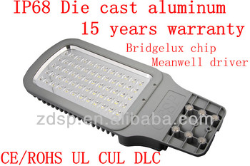40-185W New Type Patent LED Street Light