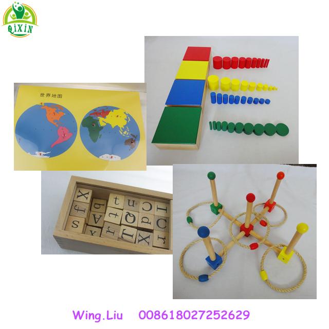 preschool educational material montessori wooden toys montessori