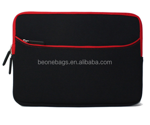 Manufacturer china wholesale portable zipper neoprene laptop sleeve