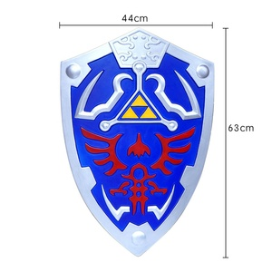Legend of Zelda PU Foam Cosplay Link Hylian Shield