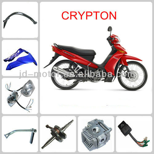 spare parts for CRYPTON