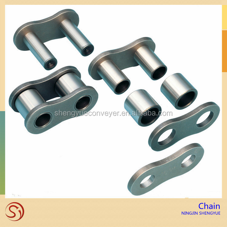 Professionally roller chain with K1 attachments