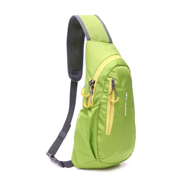 Sport Style Crossbody Bag Outdoor Nylon Waterproof Men Sling Chest ...