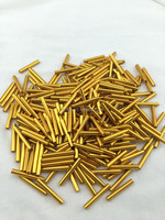 Gold color M3*35mm Round Aluminum alloy Standoff 35mm /Spacer M3 35mm standoff /fasteners