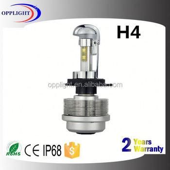 Car Headlight H4- 12v 35w All In One Car Led Kit Car Led Headlight ...
