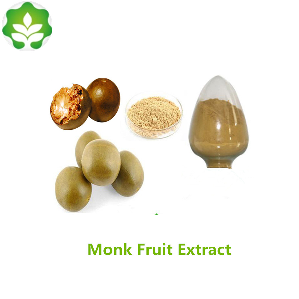 GMP certificated monk fruit extract powder on food grade