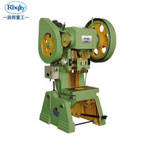sheet metal hole stamping punching machine mechanical punch with cheap price