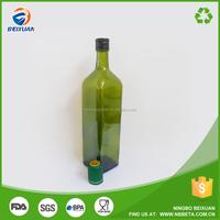 1000ml tea seed oil glass bottles oil dispenser