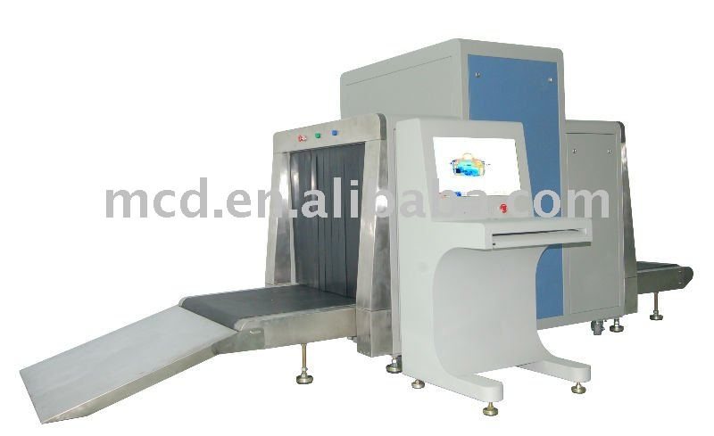 Airport Security MCD-8065 X-ray Baggage scanner machine