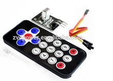 Infrared Wireless Remote Control Kits Infrared Sensor Kit for uno AVR PIC