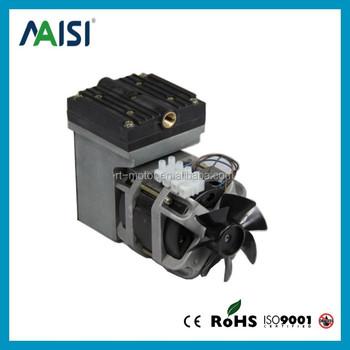 Small Portable Oil Free Diaphragm Vacuum Pump 220v Ac Micro Air Pump