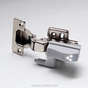 Furniture Kitchen Auto opening Led light Door Hinge