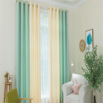 Cheap Different Types Curtains And Blinds For Living Room