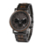 BOBO BIRD hot sale Classic handmade man  wood watch logo with Stopwatch function Timepieces Chronograph