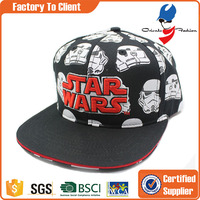 star war snapback hats for young, embroidery snapback hats wholesale