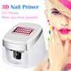 Professional Wifi Wireless Connections 3D Digital Nail Art Printer on Sale