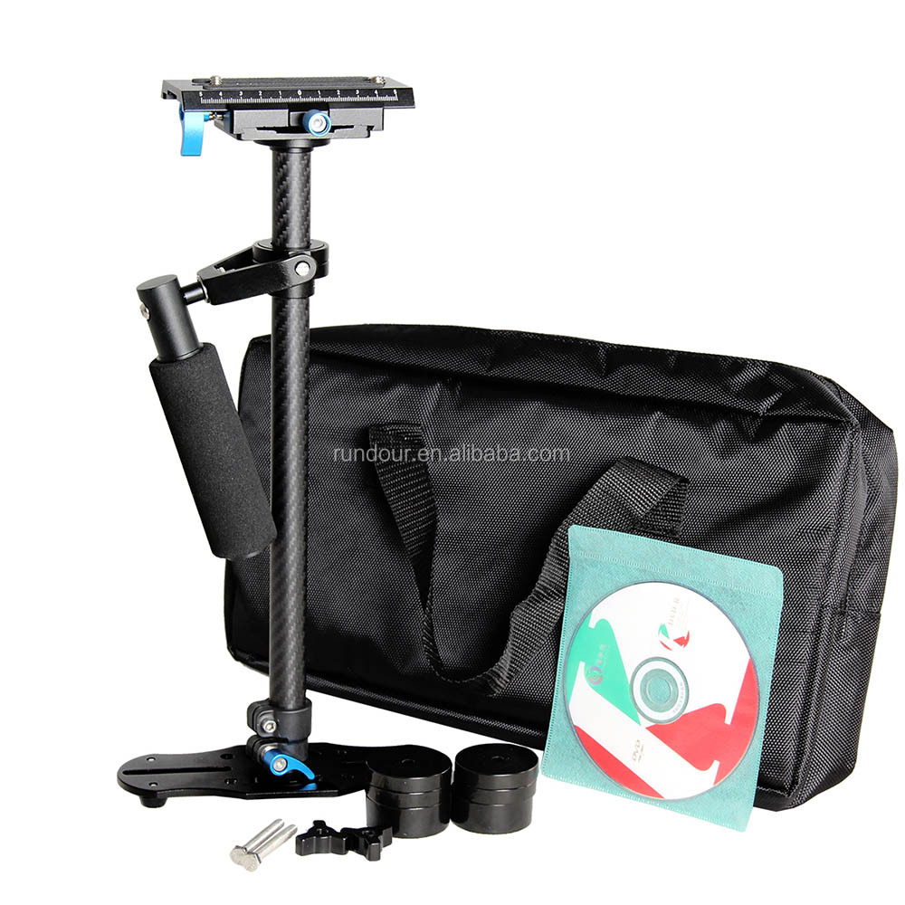 Professsing S60 handheld camera stabilizer video steady for DSLR steadycam estabilizador