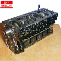 Competitive Price 6HK1 short block assy 7.79L spare parts auto from factory