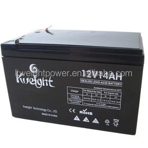 MAINTENANCE FREE BATTERY 12V14AH AGM VRLA BATTERY FOR SOLAR / UPS / POWER / FIRE ALARMS / SECURITY