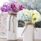 The best high quality simulation decoration silk rosemary flowers artificial for home
